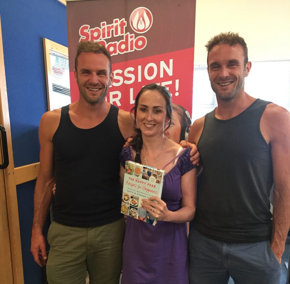 Spirit Radio Podcasts Recipes For Happiness Cookbook
